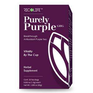 Picture of Purely Purple GHG 20 Tea Bags